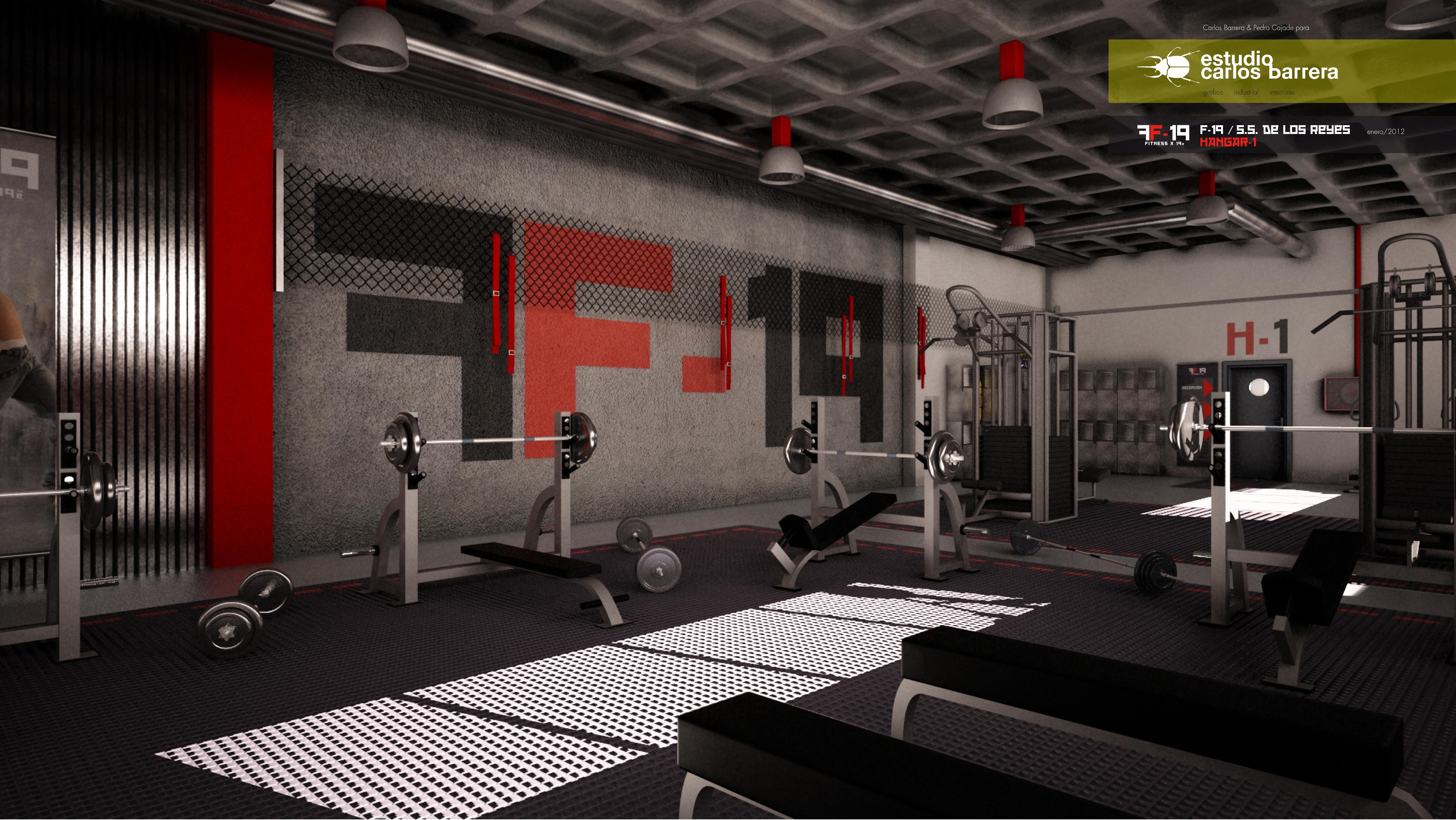 Los gimnasios low cost revolucionan espa a grupo fitness19 for Gimnasio one